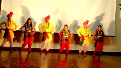 the dance mp badhai in niper a folk dance of mp youtube