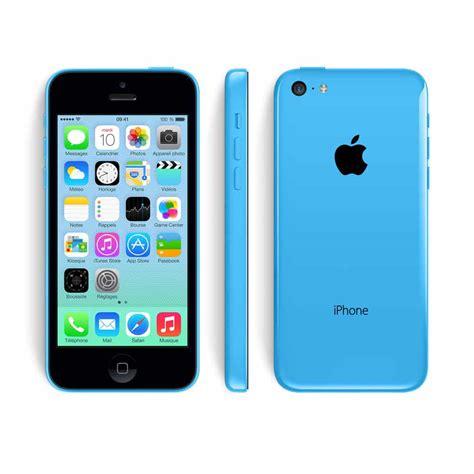 Apple Le apple iphone 5c bleu 8 go prix monpetitmobile