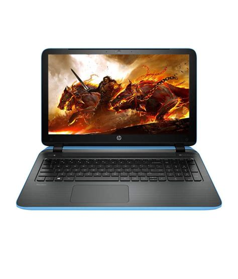 Laptop Hp I3 Ram 2gb hp pavilion 15 p203tx notebook k8u15pa 5th intel i3 4gb ram 1tb hdd 39 62cm 15 6