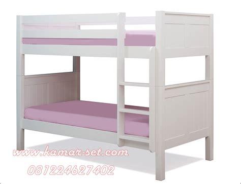 jual tempat tidur tingkat kos murah bandung jakarta surabaya kamar set