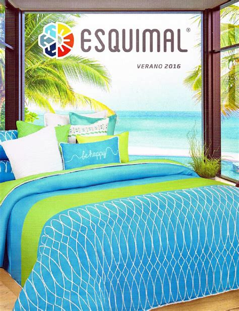 edredones intima 2018 catalogo esquimal linea primavera 2016 by www