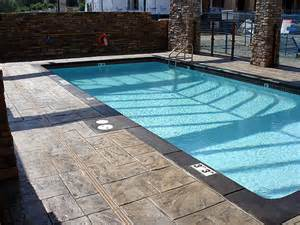 Vancouver Patios Cmdt Systems Decorative Stamped Concrete Pool Decks In