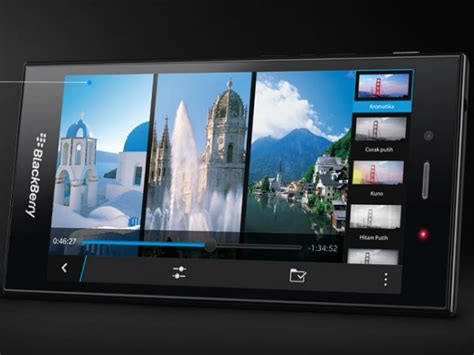 Hp Bb Jakarta Edition Blackberry Z3 Jakarta Edition Launched With 5 Inch Qhd Display Bb10 2 Os Gizbot