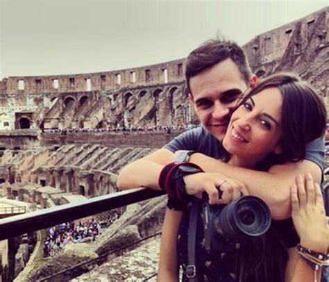 imagenes vacaciones en roma almudena cid y christian g 225 lvez vacaciones en roma con