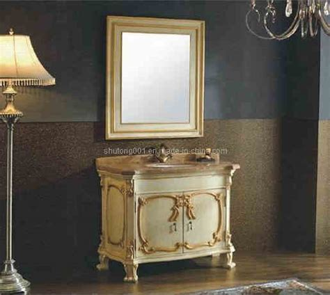 antique style bathroom vanities china antique style bathroom vanity st 613 china
