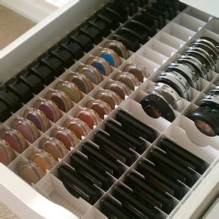 Organizing Makeup Drawers by 20 Simple Hacks To Make Your Home Organized