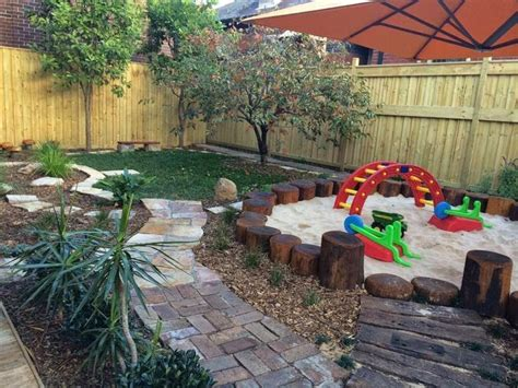 Kid Friendly Backyard Ideas 17 Best Ideas About Small Yard On Pinterest Yard Outdoor Crafts And Small Gardens