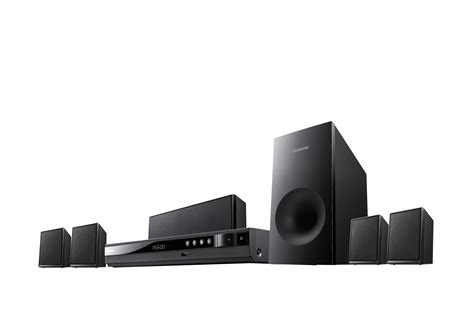 samsung ht e350 htib 5 1 channel 330 watt home theater system electronics