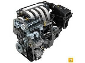 Motor Renault Revista Coche Motores Renault