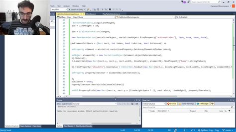 firebase unity tutorial unity tutorial create a custom inspector with a