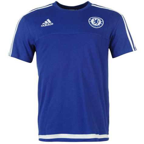 Tshirt Tottenham Epl Tottenham 2 adidas chelsea fc t shirt mens blue white epl football