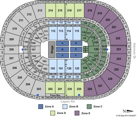 palace of auburn hills floor plan palace of auburn hills tickets and palace of auburn hills