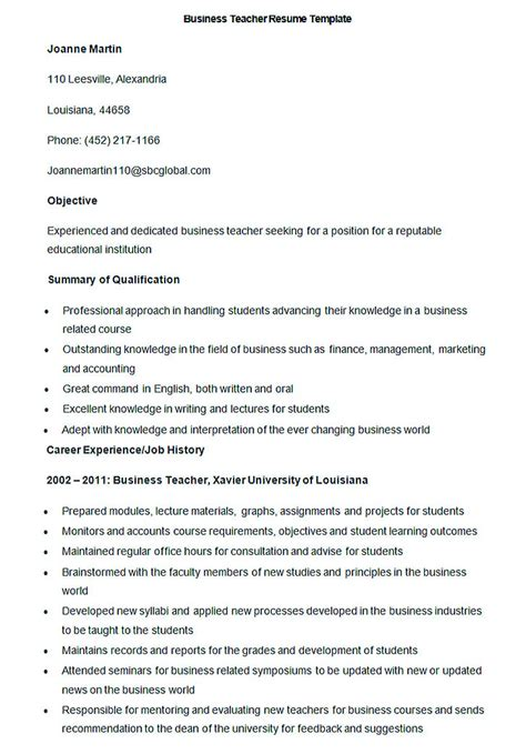 teacher resume examples free to try today myperfectresume for