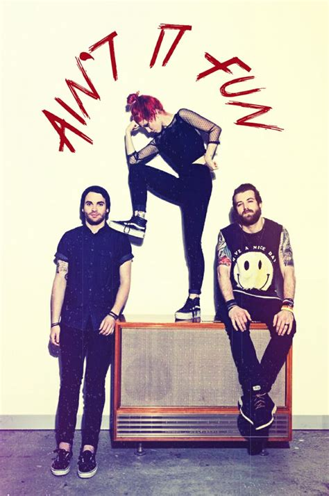 aint it fun paramore paramore ain t it fun music music and more music