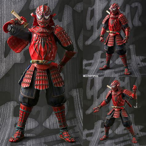 Bandai Meisho Realization Samurai Spider bandai meisho realization samurai spider figure ebay