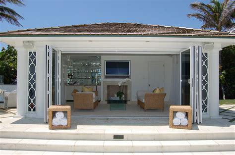 covill cabana coastal home plans cabana pool house house plan 2017