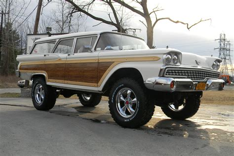 4x4 station wagon ebay find this lifted 4x4 ford station wagon takes no