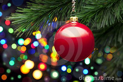 tree with lights and ornaments tree lights and ornament royalty free stock