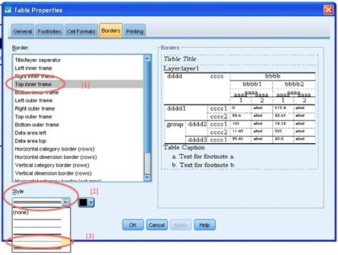 auto format apa style how to make spss produce all tables in apa format