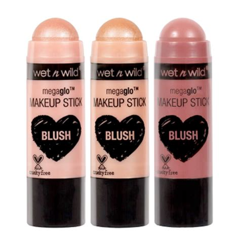 And Megaglo Makeup Stick Bulsh Floral Majority buy n megaglo makeup stick blush at well ca free shipping 35 in canada