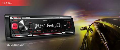 Dab Radio Auto by Car Electronics Gt Autoradio S Gt Dab Receiver Kenwood Europe