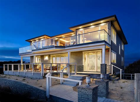 modern beach house beach house modern craftsman for sale beach style
