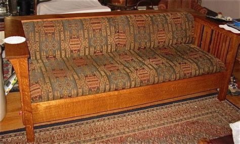 mission sofa plans mission style sofa plans easy diy woodworking projects