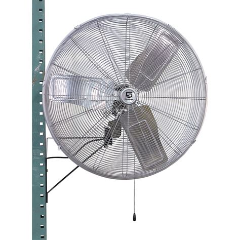 strongway oscillating wall mounted fan strongway oscillating wall mounted fan 30in 7500 cfm