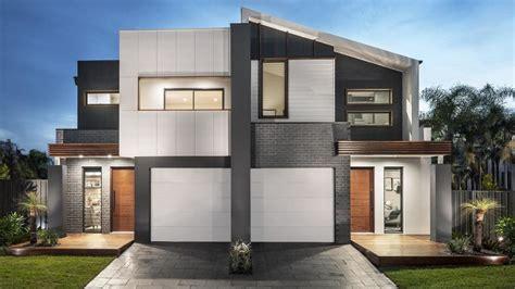 duplex builders duplex designs dual occupancy makes most of sydney blocks