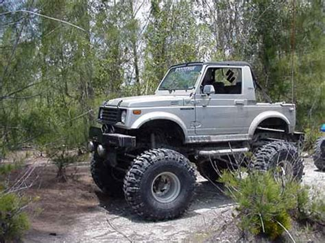 suzuki samurai truck the gallery for gt suzuki samurai mud truck