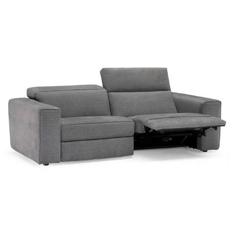 natuzzi electric recliner natuzzi italia brio electric recliner sofa