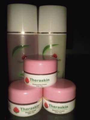 Theraskin Paket Whithening Basic Untuk Kulit Berminyak jual theraskin paket whitening kulit normal berminyak