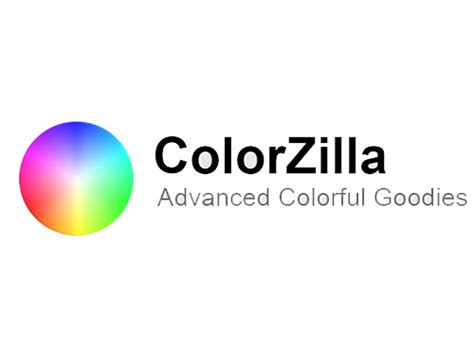 color zilla colorzilla chrome extension pengecek kode warna pada