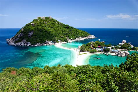 thailand hotels beautiful islands 3 lao ya island 5 nearby islands from koh samui that are perfect for a day