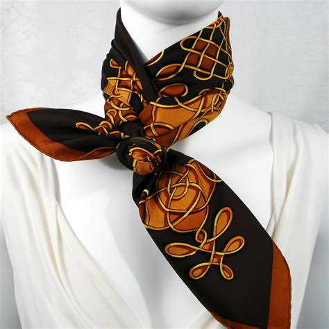 Comiing Soon Hermes scarf rings coming soon to carre de carre de hermes 169 scarf