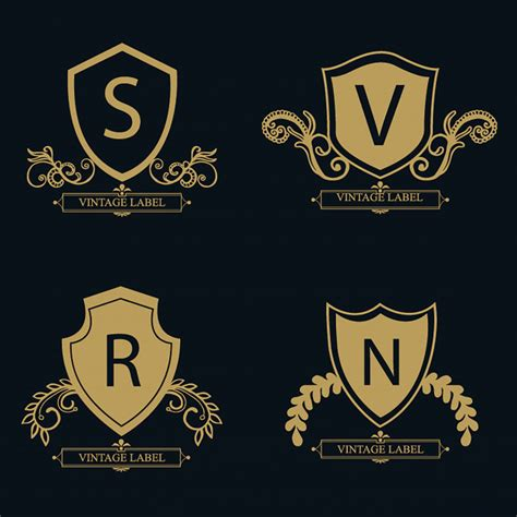 free luxury logo design vector amazing luxury logo designs vector free download