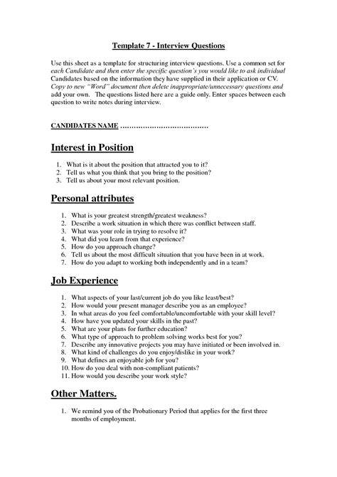 printable job satisfaction questionnaire doc templates to submit