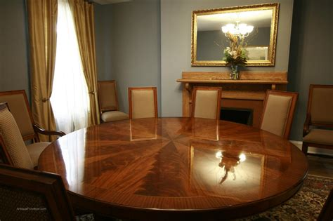 big dining room tables large oversized dining table large mahogany dining room table ebay