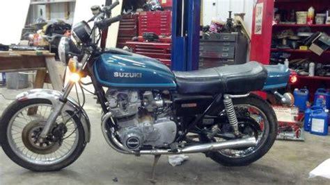 1977 Suzuki Gs750 Parts 1977 Suzuki Gs 750 For Sale On 2040 Motos