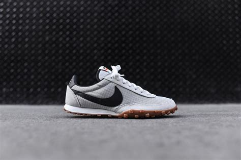 Nike Waffle 02 Suede the nike waffle racer arrives in grey and black