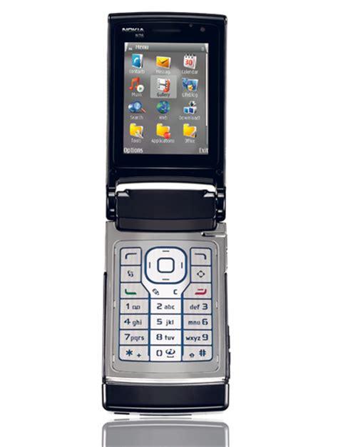 Ces 2007 Press N Sniff Razr by Nokia Announces N76 Competion For Moto Razr