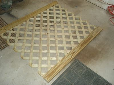 Ready Made Trellis The Handy And Easy Garden Trellis