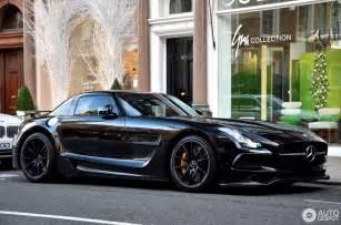 Mercedes Sl Amg Mercedes Renntech Sls Amg Black Series 15 April