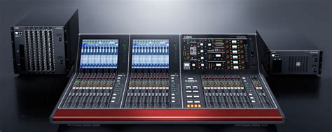 Mixer Yamaha Rivage Pm10 yamaha rivage pm10 image 970334 audiofanzine