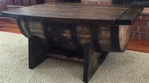 Whiskey Barrel Coffee Table Whiskey Barrel Coffee Table Frontroom Furnishings