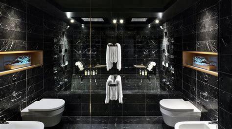 Bathroom Shower Tiles Ideas by Ba 241 Os Negros Contrastes Elegantes Ideas Remodelaci 243 N Ba 241 O