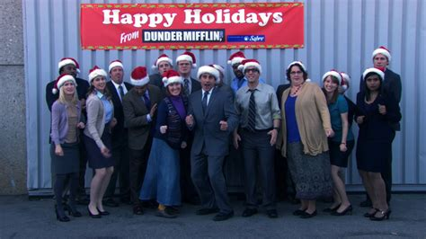 the office holiday episodes season 4 25 dates of the adventures of