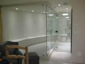 custom glass shower door enclosure virginia maryland dc