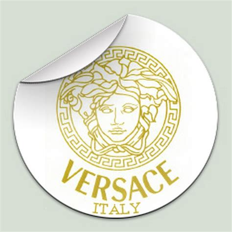 logo versace psd 40 awesome artworks in stickers drawing inspiration