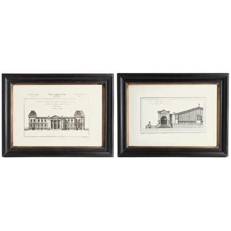 cornici nere 2 cornici nere in legno 61 x 81 cm architecte maisons du
